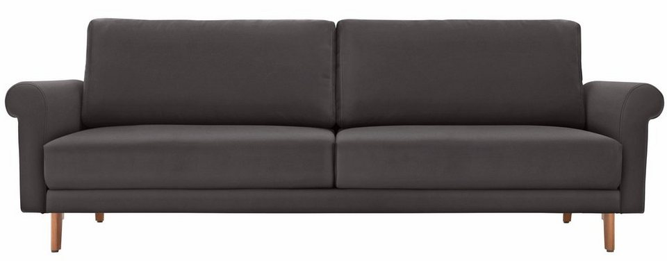 hülsta sofa 2-Sitzer Sofa »hs.450« wahlweise in Stoff oder Leder ...