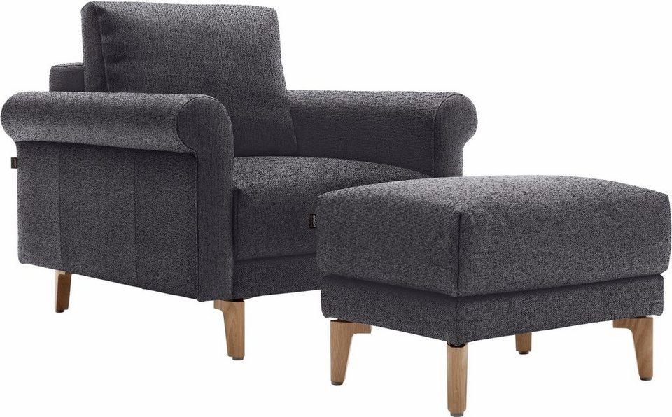 Hulsta Sofa Sessel Hs 450 Wahlweise In Stoff Oder Leder Im Modernen Landhausstil Online Kaufen Otto