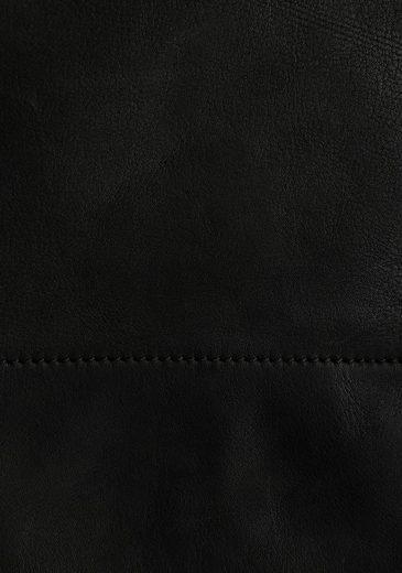 Mit Umhängeriemen Strellson Verstellbarem Aus Messenger Bag Leder waxqpzOZ