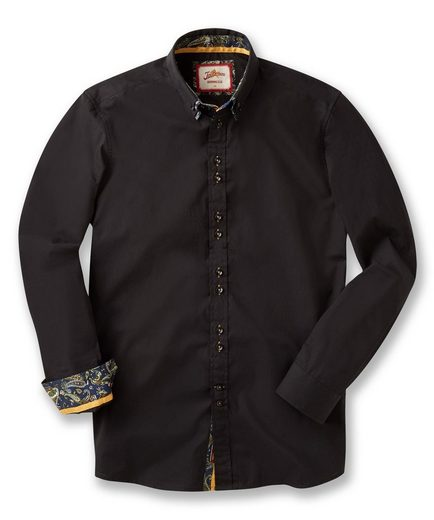 Joe Browns Hemd Joe Browns Men's Double Collar Long Sleeved Smart Shirt