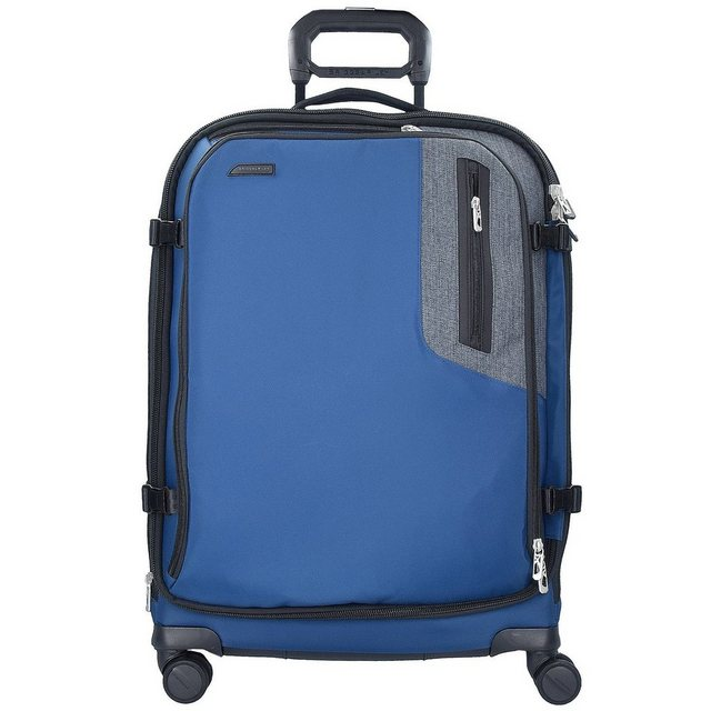 Briggs&Riley BRX 4-Rollen Trolley 74 cm | Taschen > Koffer & Trolleys > Trolleys | Blau | Briggs&Riley