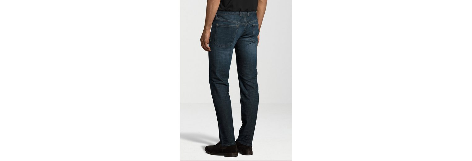 Pepe Jeans 5-Pocket-Jeans HATCH, Ziernähte