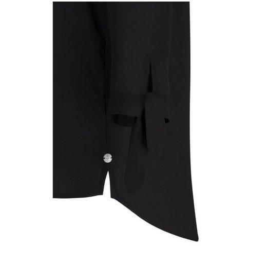 Seidensticker Shirt Blouse Black Rose, V-neck