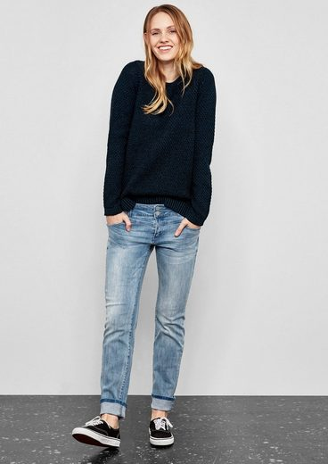 Q/S designed by Catie Straight: Jeans im Used-Look