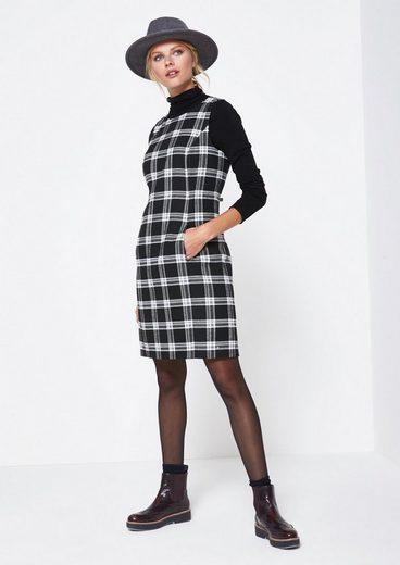 COMMA Feines Kleid im Karolook