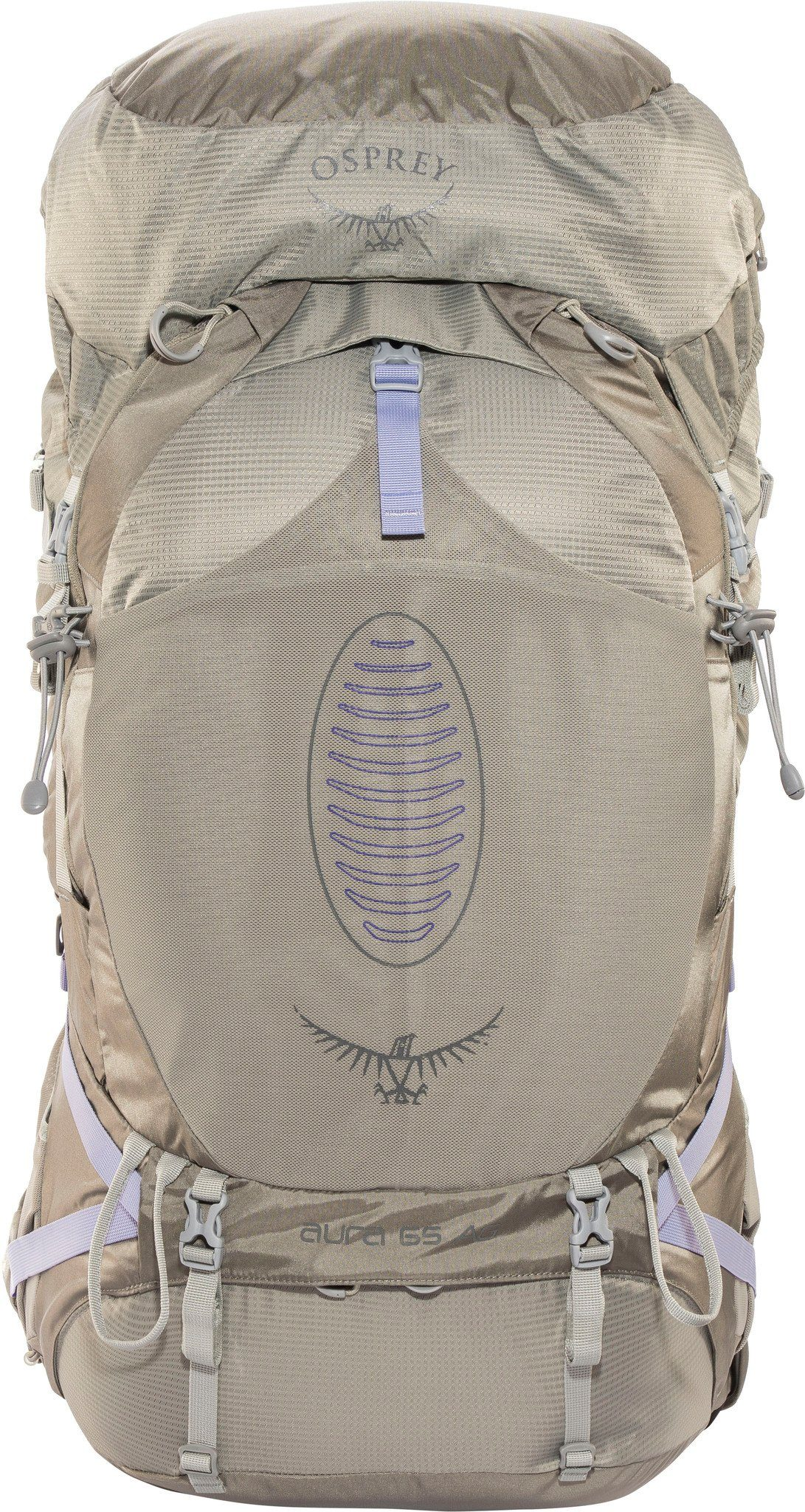 Osprey Wanderrucksack »Aura AG 65 Backpack Women«