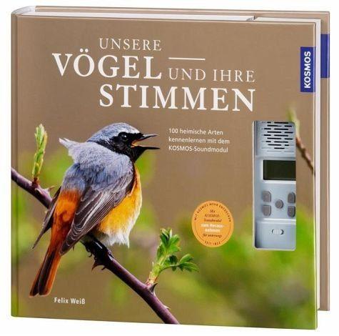 Gebundenes Buch »Unsere Vögel und ihre Stimmen«