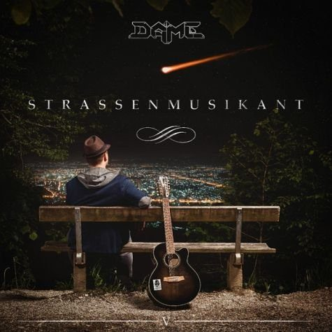 Audio CD »Dame: Straßenmusikant«