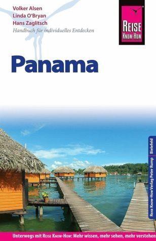 Broschiertes Buch »Reise Know-How Reiseführer Panama«