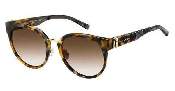 MARC JACOBS Marc Jacobs Damen Sonnenbrille » MARC 203/S«, braun, 086/HA - braun/braun