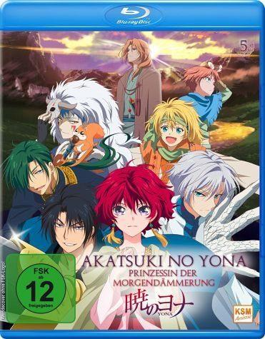 Blu-ray »Akatsuki no Yona - Prinzessin der...«
