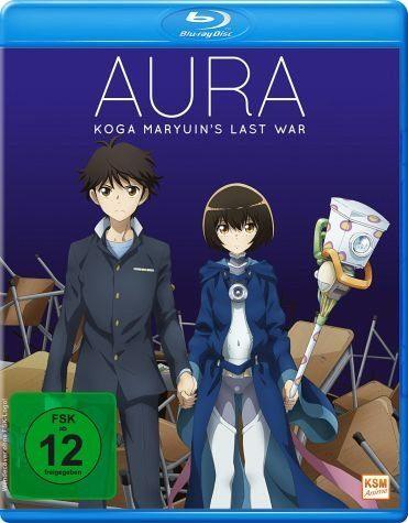 Blu-ray »AURA - Koga Maryuin's Last War«