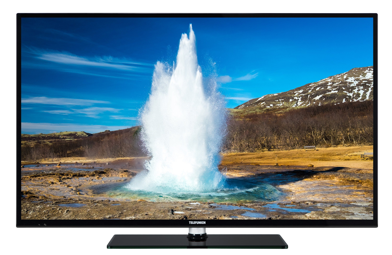 Telefunken LED-Fernseher (39 Zoll, Full HD, DVB-T2 HD, SmartTV) »S39FX411A«