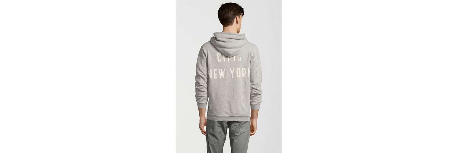 Better Rich Strickpullover HOODY NYC, Ziernähte