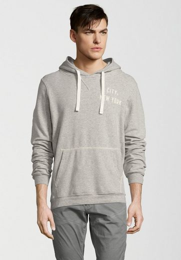 Better Rich Strickpullover HOODY NYC, Ziernähte