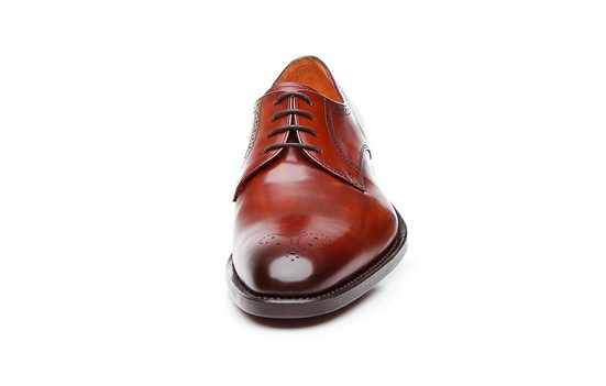 Shoepassion No. 5420 Lace Up, Welted And Made By Hand In Spain
