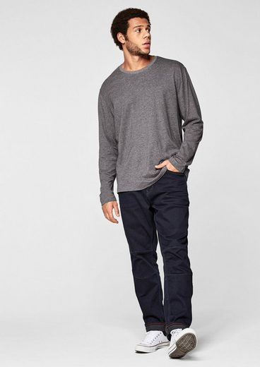 s.Oliver RED LABEL Longsleeve aus Baumwolle