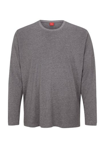 S.oliver Red Label Longsleeve Made Of Cotton