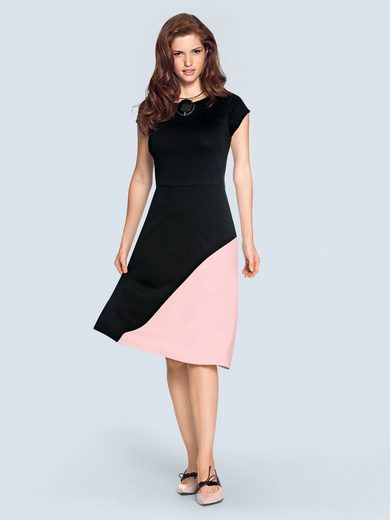ASHLEY BROOKE by Heine Bodyform-Jerseykleid mit Shape-Funktion