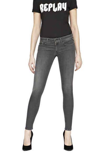 Replay Skinny-Jeans »LUZ«