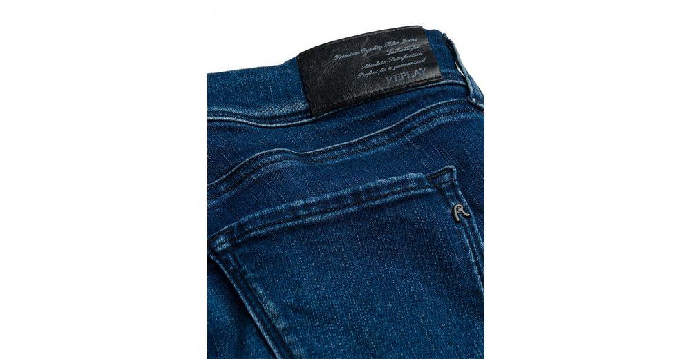 Replay Jeans Luz Auslass Hohe Qualität axDGcSZf