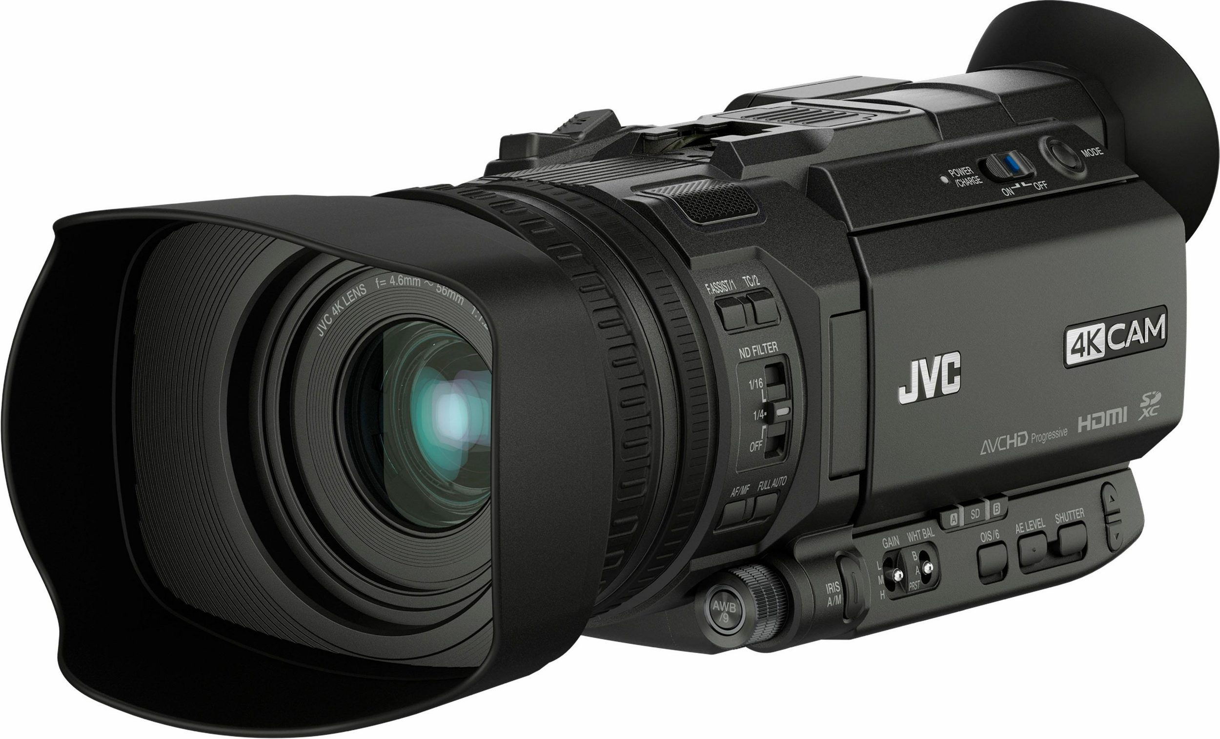 JVC »GY-HM170E« Camcorder