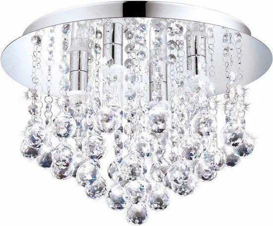 EGLO LED Deckenleuchte »ALMONTE«, LED Deckenlampe