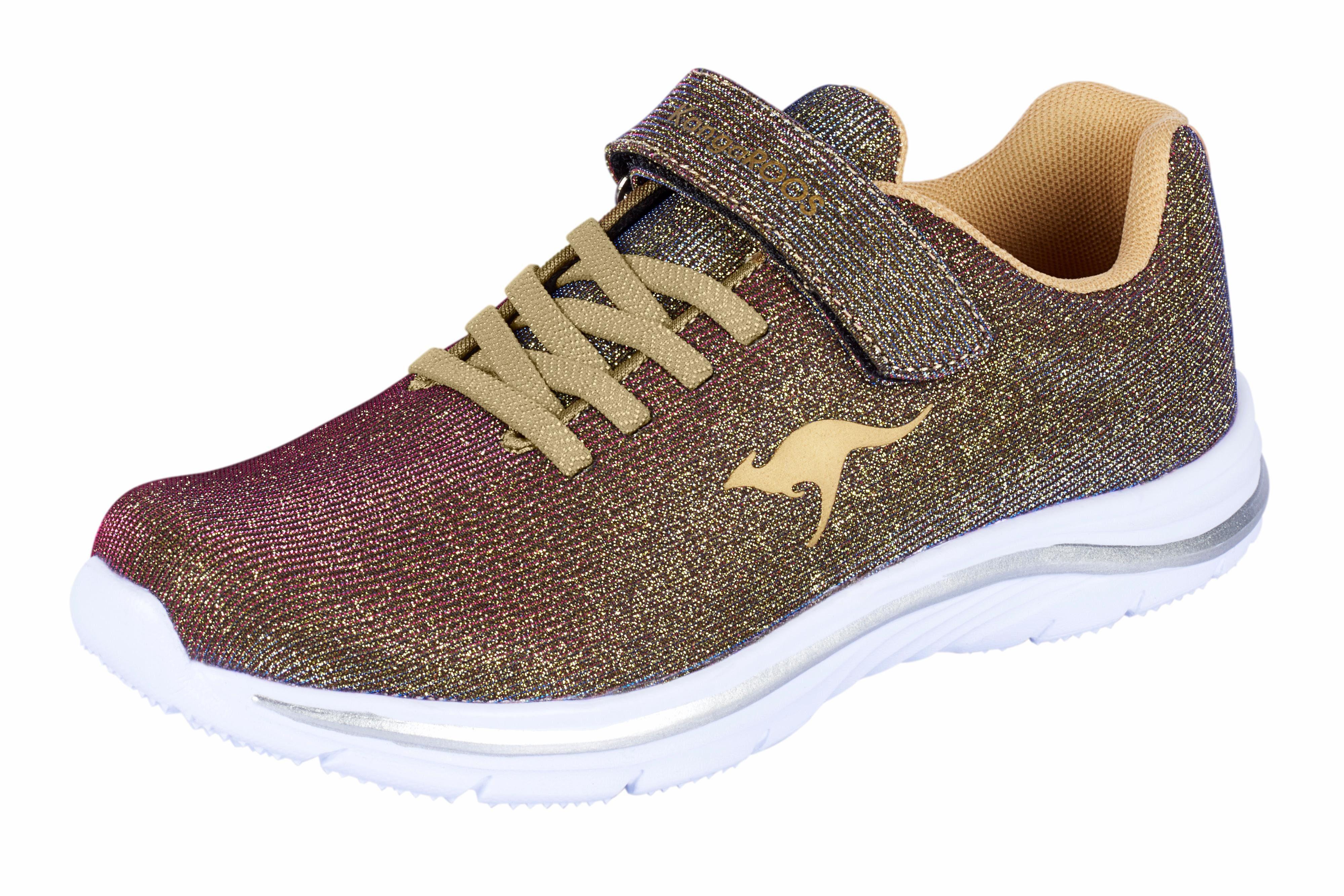 KangaROOS Sneaker , changierend online kaufen  goldfarben#ft5_slash#bunt