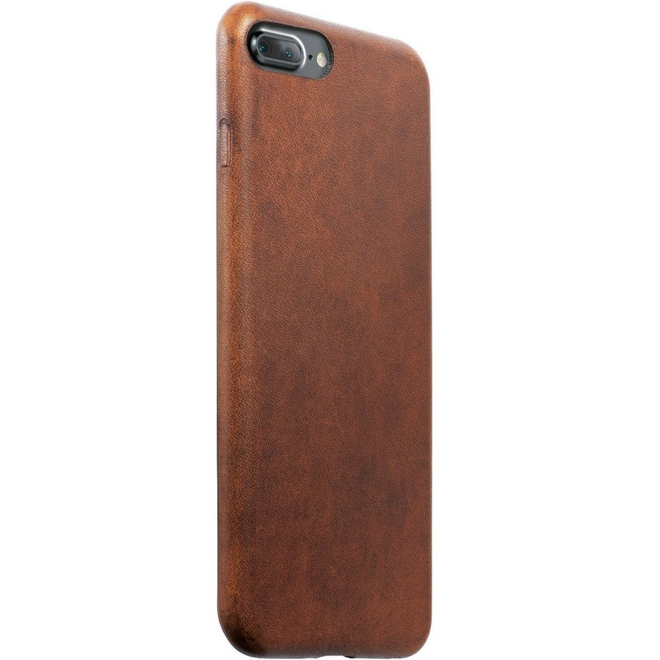 nomad leder schutzh lle f r iphone 7 iphone 8 leather case 7 8 plus online kaufen otto. Black Bedroom Furniture Sets. Home Design Ideas