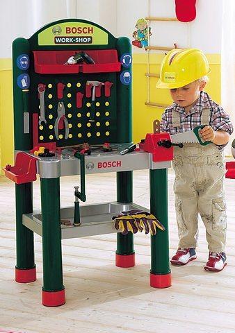 Klein Kinder Werkbank »Work-Shop«