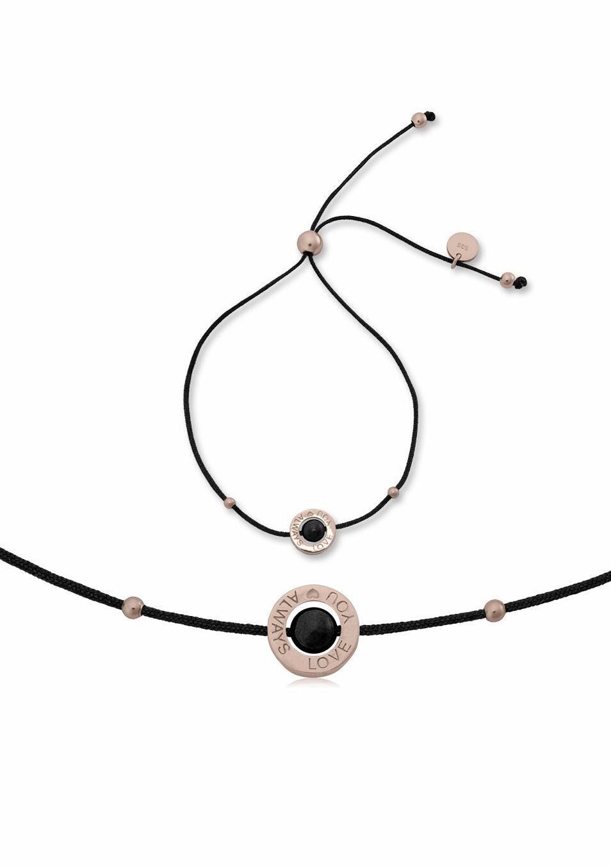 Firetti Armband mit Onyx