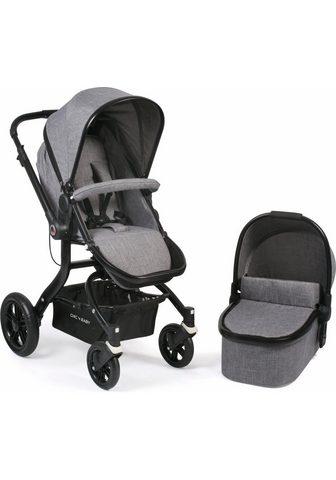 CHIC4BABY Vaikiškas vežimėlis