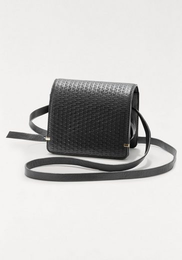 Guido Maria Kretschmer Shoulder Bag, Crossbody Of Leather Braided