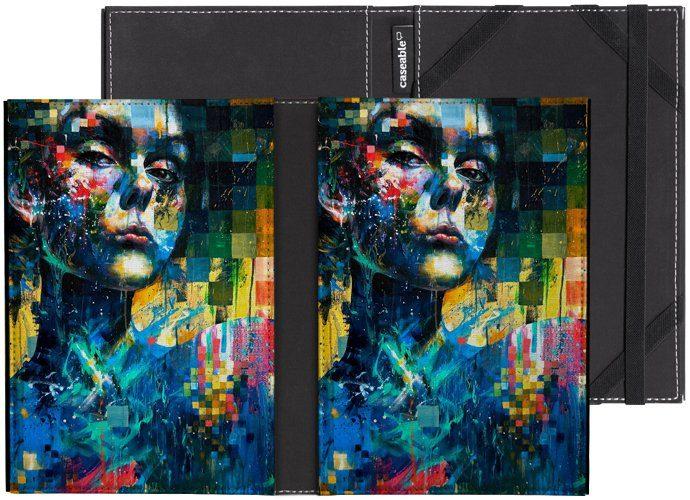 caseable Tablet Hülle / Case / Cover für TrekStor SurfTab xiron 7.0 HD