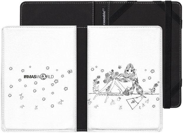 caseable Design Hülle / Case / Cover für Amazon Kindle Paperwhite 3G