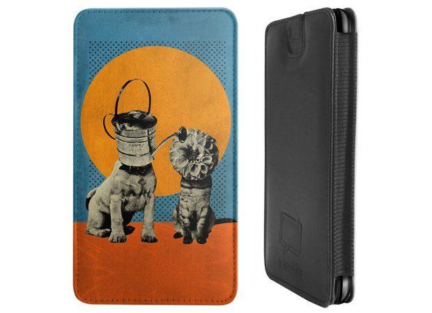 caseable Design Smartphone Tasche / Pouch für Samsung Galaxy S4