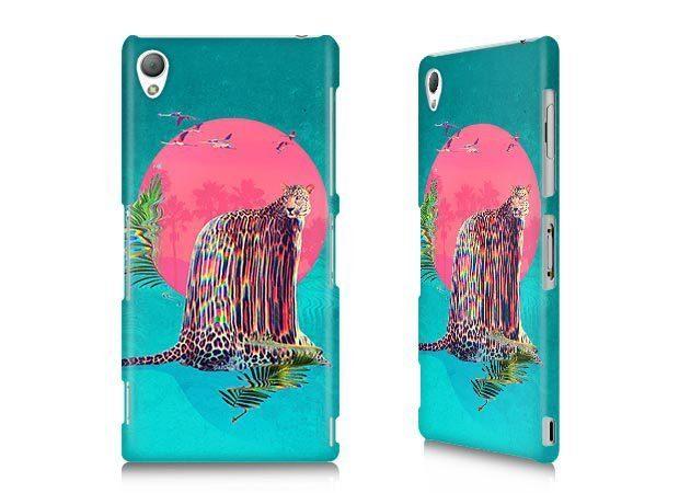 caseable Hülle / Case / Cover für das Sony Xperia Z3 mit Designer Motiv