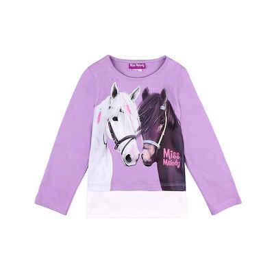 Miss Melody Langarmshirt »Shirt Miss Melody Langarmshirts für Mädchen«