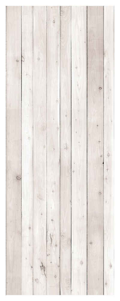 Baukulit VOX Verkleidungspaneel »Light Wood«, BxL: 265x25 cm, (Set, 4-tlg) glatt, anthrazit