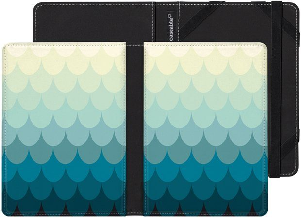 caseable Design Hülle / Case / Cover für PocketBook Touch 622