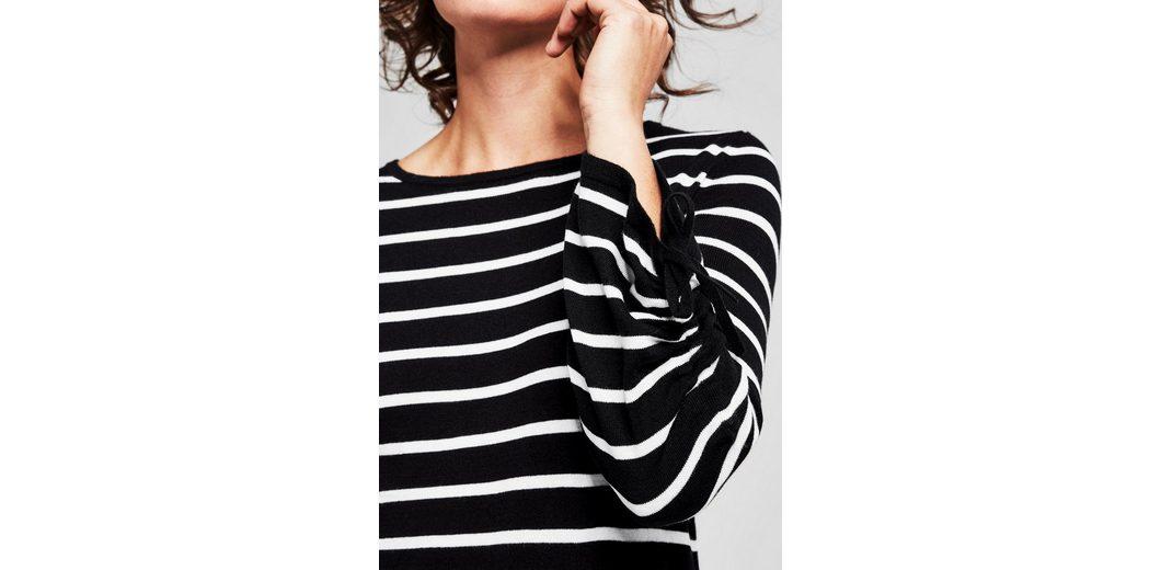 Mode-Stil Online TRIANGLE Strickkleid mit gerafften Ärmeln Verkauf Billigsten Rabatt Bester Verkauf Zum Verkauf Finish ZfFzHV0M