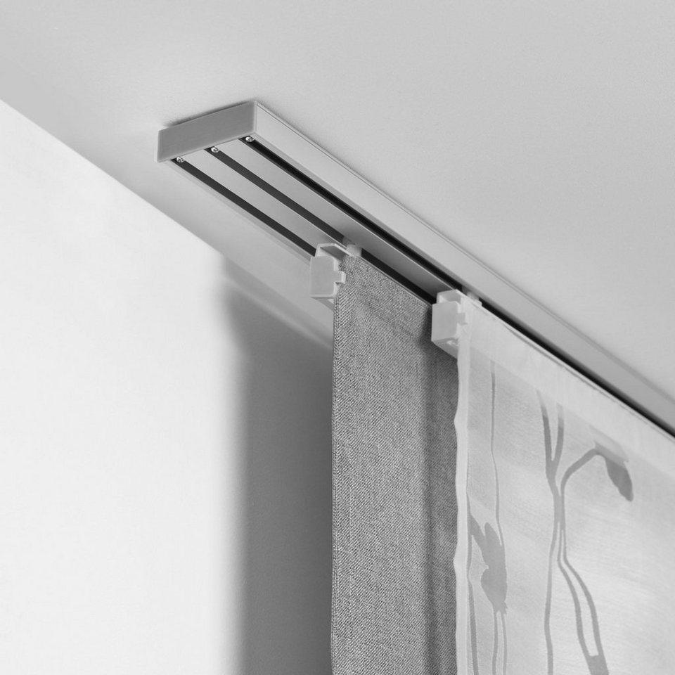 fl chenvorhangschiene lichtblick 160 cm breite otto. Black Bedroom Furniture Sets. Home Design Ideas