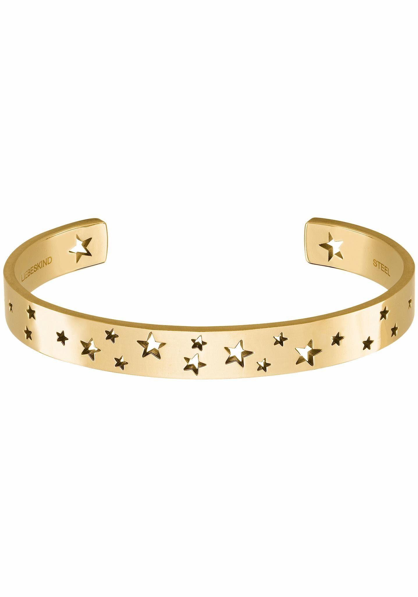 Liebeskind Armspange »Sterne, LJ-0135-B-58«