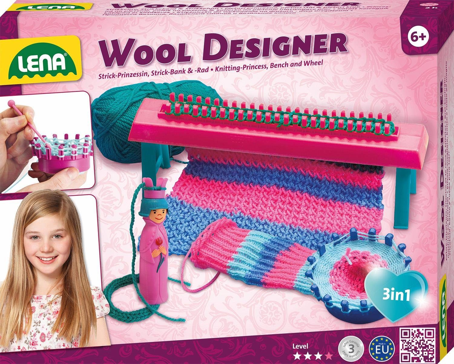 Strick-Set »Woll-Designer«