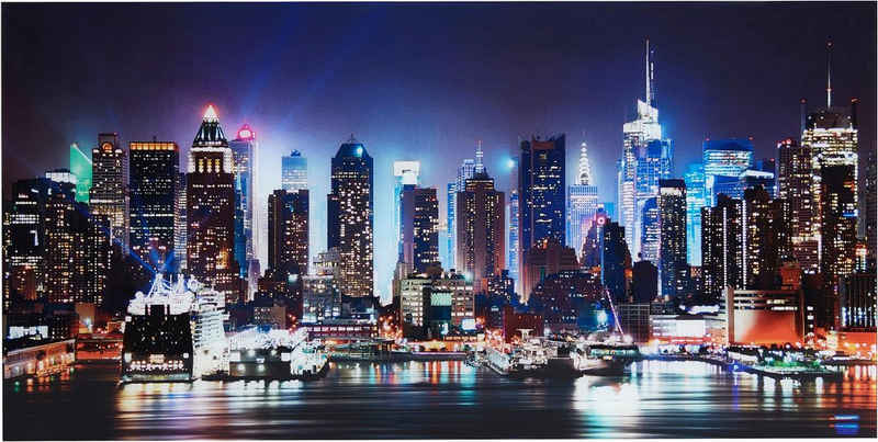 Places of Style Glasbild »New York City-Times Square«