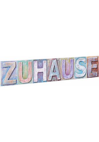 HOME AFFAIRE Dekoracija »Zuhause«