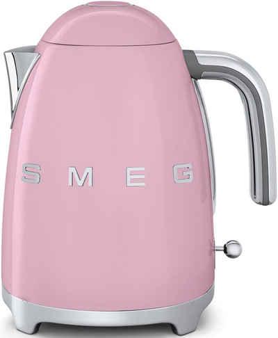 Smeg Wasserkocher KLF03PKEU, 1,7 l, 2400 W