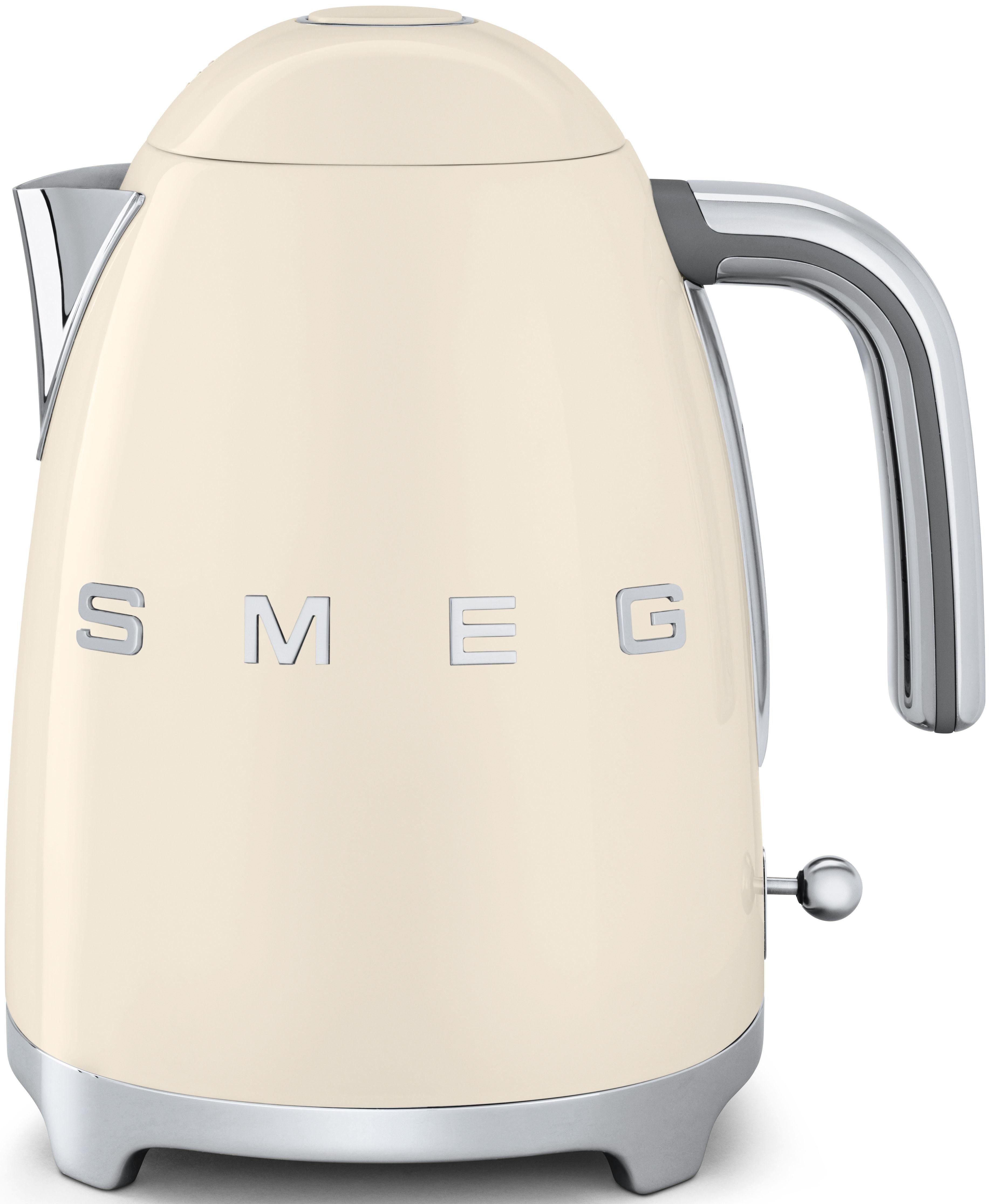 Smeg Wasserkocher KLF03CREU, 1,7 l, 2400 W