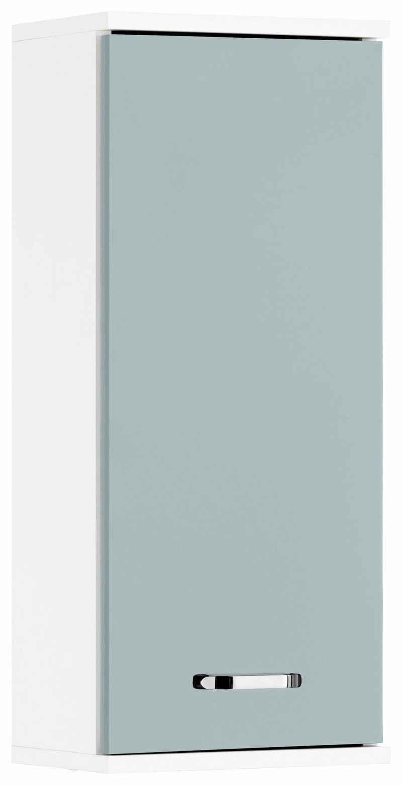 Schildmeyer Hängeschrank »Colli« Breite 30 cm, Badezimmerschrank mit Metallgriffen, wechselbarer Türanschlag