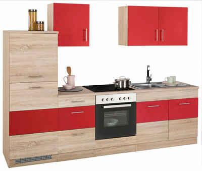 Groß Oßnig Angebote Held »Perth« Möbel Küchenzeile ohne E-Geräte, Breite 270 cm